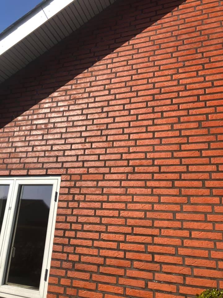 imprægnering af husmur