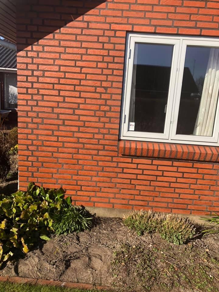 imprægnering af mursten